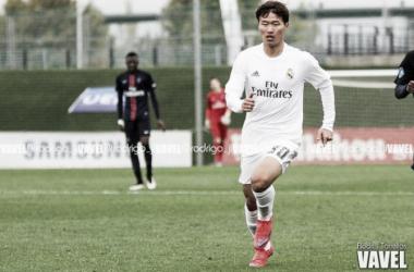 Lin Liangming llega al Almería para reforzar su filial