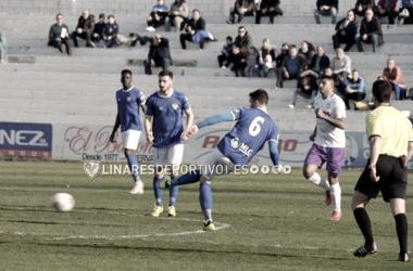 El Real Jaén se complica la temporada en el derbi