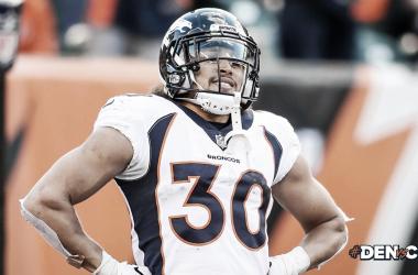 Phillip Lindsay fue imparable para los Bengals (Imagen: Broncos.com)