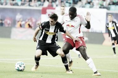 Bundesliga - Lipsia e Gladbach fanno i fuochi d'artificio (2-2)