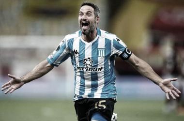 Un antes y un después vendrá en Racing: Lisandro López dejó el club.