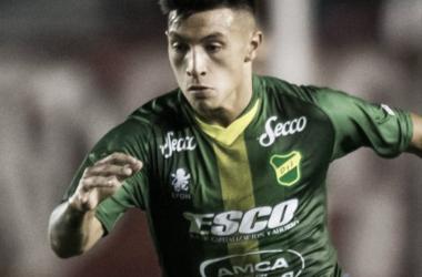 Lisandro Martínez elogió a Sebastián Beccacece y a Lionel Messi. Foto: El Territorio.