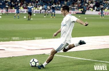 Lista de convocados del Real Madrid frente a Las Palmas