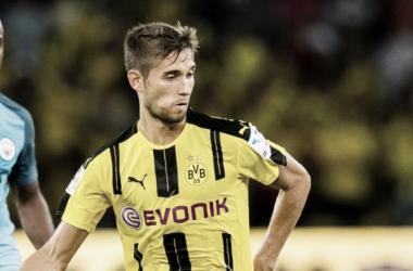 Moritz Leitner verlässt nach fünf Jahren den Verein. | Quelle: Borussia Dortmund