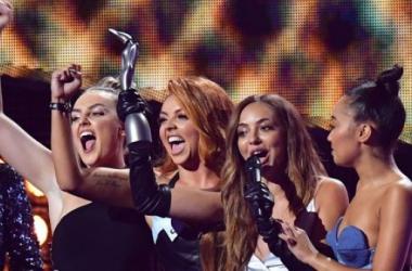 Little Mix recibe su premio a mejor single británic | Foto: Capital FM