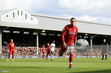 As it happened: Liverpool survive scare against Fulham to return top