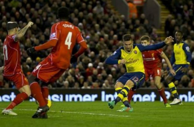 Arsenal - Liverpool - Combined XI