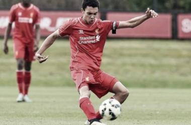 Liverpool U18 0-4 Blackburn Rovers U18: Rampant RoversovercomeReds