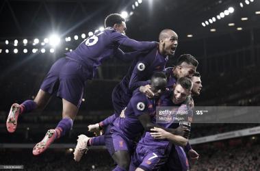 Previa Liverpool - Arsenal : Klopp busca venganza