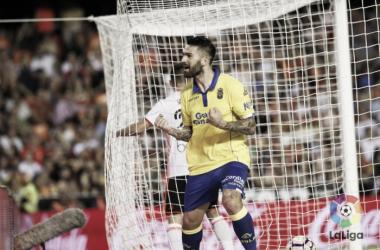Las Palmas no gana fuera de casa desde la primera jornada