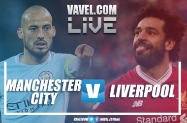 Manchester City - Liverpool in diretta, LIVE Champions League 2017/18 - Jesus, Salah, Firmino! (1-2)