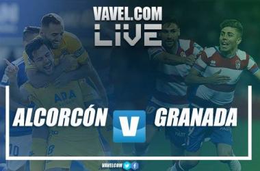 LIVE Alcorcón vs Granada. Fotomontaje: VAVEL