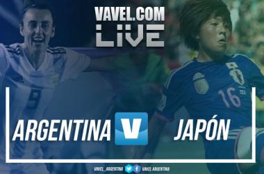 El resumen: Argentina0-0 Japón, por la Copa Mundial de Fútbol Femenino