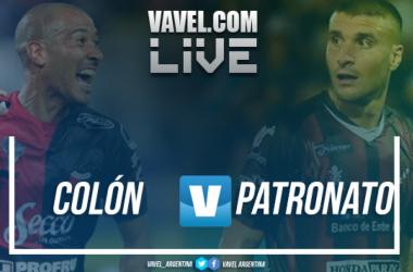 Resumen Colón 4-0 Patronato en Superliga 2018