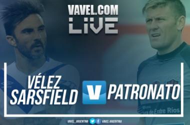 Vélez Sarsfield vs Patronato en vivo online por Superliga | Foto: VAVEL