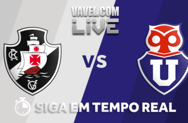 Resultado Vasco 0x1 Universidad do Chile pela Taça Libertadores da América
