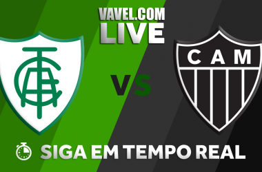 Resultado América x Atlético pela semifinal do Campeonato Mineiro (0-2)