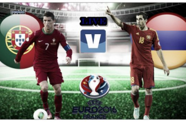 Portugal x Arménia