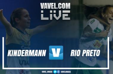 Resultado Kindermann x Rio Preto no Brasileiro Feminino 2017 (0-1)