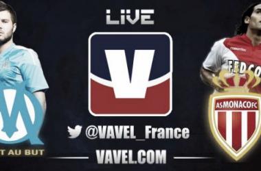 Olympique de Marseille - AS Monaco en direct (terminé)