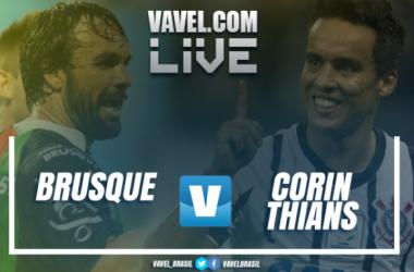 Resultado Brusque x Corinthians na Copa do Brasil 2017