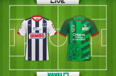 Resultado Rayados de Monterrey - Chiapas en Liga MX 2014 (1-2)