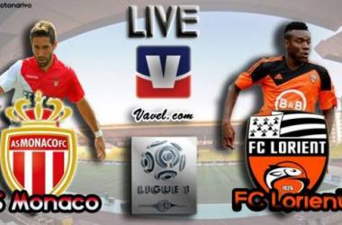 Live Ligue 1 : AS Monaco - FC Lorient, en direct