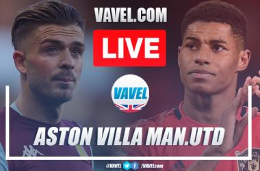 As it happened: United put on dominant display against struggling Villa
