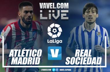 Resumen del Atlético de Madrid vs Real Sociedad por la jornada 36 de LaLiga