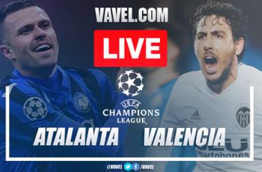 As it happened: Atalanta tear Valencia apart in the first leg (4-1)