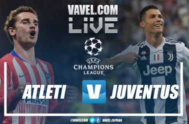 Atletico Madrid-Juventus in diretta, Live Champions League 2018/2019 (2-0): male la Juve!