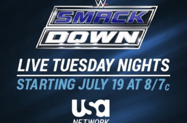 SmackDown goes live full-time for the first time. Photo- WWE.com