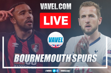 As it happened: Bournemouth 0-0 Tottenham
