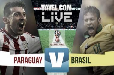 En vivo: Brasil vs Uruguay en directo clasificación Mundial Rusia 2018