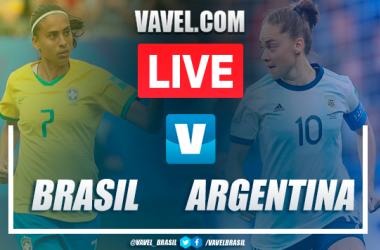 Gols e melhores momentos Brasil 5x0 Argentina pelo Torneio Uber Internacional