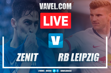 Melhores Momentos de Zenit x RB Leipzig pela Champions League (0-2)