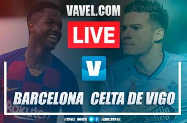 Gols e melhores momentos Barcelona 4 x 1 Celta de Vigo pelo Campeonato Espanhol 2019