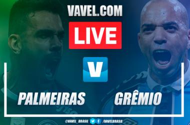 Melhores momentos de Palmeiras 1x2 Grêmio