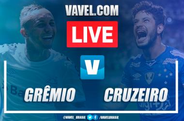 Gols e melhores momentos Grêmio 2x0 Cruzeiro pelo Brasileirão