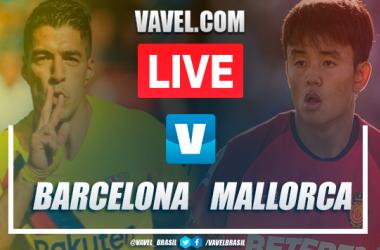 Gols e melhores momentos Barcelona 5x2 Mallorca pela La Liga
