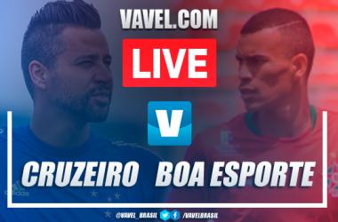 Gols e melhores momentos Cruzeiro 2x0 Boa Esporte pelo Campeonato Mineiro