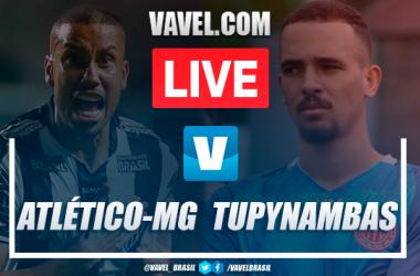 Gols e melhores momentos Atlético-MG 5x0 Tupynambás Campeonato Mineiro