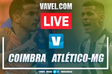 Melhores momentos Coimbra x Atlético-MG pelo Campeonato Mineiro