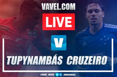 Gols e melhores momentos Tupynambás 2x4 Cruzeiro pelo Campeonato Mineiro
