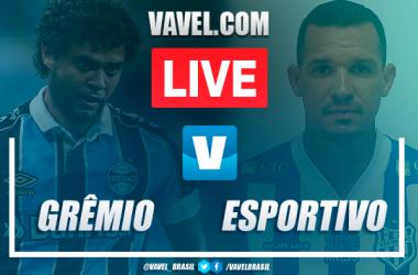Gols e melhores momentos Grêmio 5x0 Esportivo pelo Campeonato Gaúcho