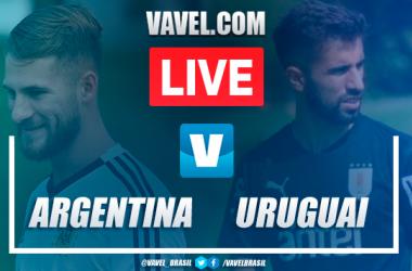 Gols e melhores momentos de Argentina x Uruguai pelo Torneio Pré-Olímpico Sub-23 (3-2)