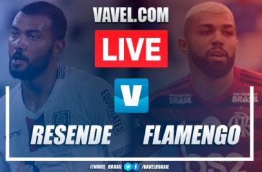 Gols e melhores momentos Resende 1x3 Flamengo pelo Campeonato Carioca 2020