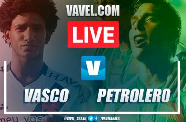 Gols e melhores momentos Oriente Petrolero x Vasco pela Copa Sul-Americana (0-0)