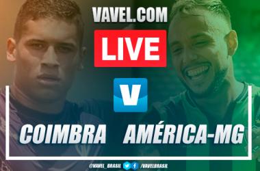 Gols e melhores momentos de Coimbra 0 x 2 América-MG pelo Campeonato Mineiro 2020