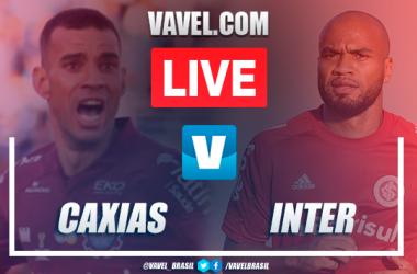 Gols e melhores momentos Caxias 1x1 Inter pelo Campeonato Gaúcho